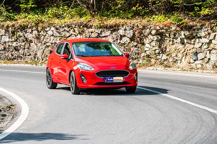 Ford Fiesta Driving Economy